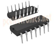 TL074CN  IC, OP-AMP, 3MHZ, 13V/us, 10mV, DIP-14