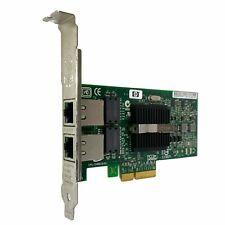 Intel Gigabit Dual PORT GIGABIT ETHERNET PCIe NIC Card EXPI9402PT NC360T 39Y6127