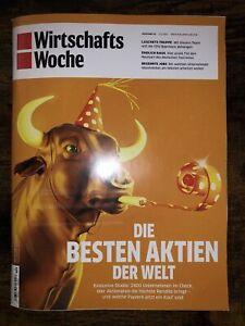 WirtschaftsWoche -NEU- Aktuelle Ausgabe 19/ 2021