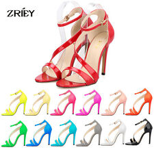 FOR WEDDING PARTY SHOES ZriEy SEXY OPEN TOE BRIDAL HIGH HEELS SANDALS STILETTO