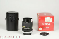 Sigma Lens 135 mm. F. 3.5 per Canon FD - Garanzia Tuttofoto.com