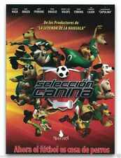 DVD  Seleccion Canina NEW Productores La leyenda De La Nahuala FAST SHIPPING !