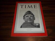 1939 JUNE 19, CHARLES LINDBERGH TIME MAGAZINE