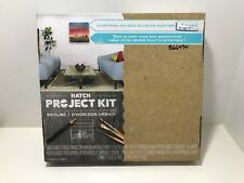 Dremel Hatch Woodworking Project Kits Kit- Skyline Pallet Art New