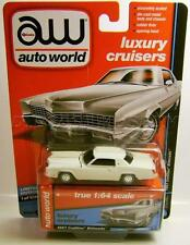 1967 '67 CADILLAC ELDORADO LUXURY CRUISERS AUTO WORLD DIECAST 2017