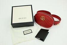 Gucci GG Marmont Belt Bag Size 95/38