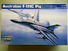 HobbyBoss 1 48 Scale F-111c Pig Australian Assembly Kit