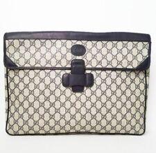 Authentic Vintage Gucci  Bag Attache Case Briefcase  Business slipcase