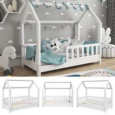 Vicco VITALISPA Hausbett WIKI Kinderbett 70x140cm - Weiß (1-3S5-24243)