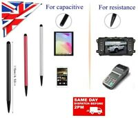 STYLUS PEN FOR TOUCH SCREEN TABLET SAMSUNG IPHONE IPAD HUAWEI GPS **UK COMPANY**