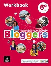 Bloggers   anglais   6e   cahier d'activités Collectif Neuf Livre