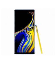 Móviles y smartphones azules Samsung, modelo Samsung Galaxy Note9
