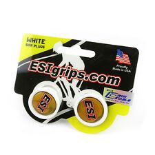 ESI Bici Carretera / Montaña / Universal Tapones de Manillar / Bar Plugs - 2pcs