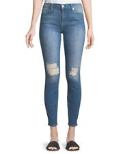 7 FOR ALL MANKIND Ankle Gwenevere Skinny Jeans Size 27