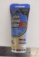New Latex Wood Filler by Plastic Wood 3.25 FL.OZ. Color: Golden Oak