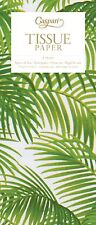 Under The Palms Caspari Tissue Wrap 4 Sheets of 70 X 50 Cm Luxury Wrapping Paper