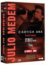 Julio Medem NEW PAL Arthouse 6-DVD Box Set