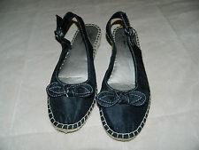LIFESTRIDE Black Ricatoo sandals size 6,5 M