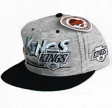 Vintage Heather Blockhead Los Angeles LA Kings snapback hat cap raiders NEW