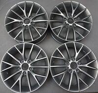 4 Orig BMW Alufelgen Styling 380 7Jx17 ET40 6796205 1er F20 F21 2er F22 FB55 Neu