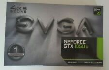 EVGA GeForce GTX 1050 TI Gaming 4GB (Box Included with GPU)