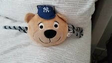 New listing New York Yankees Dog Toy Official Licensed Mlb Toss and Chew w squeaker New