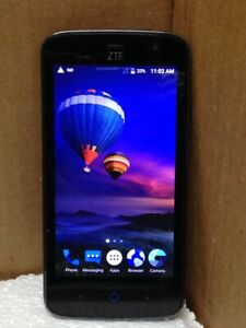 ZTE Z798BL - 8GB - Tracfone