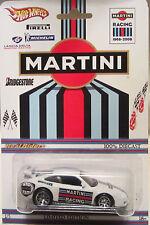 "Hot Wheels CUSTOM PORSCHE 911 GT3 ""Martini Racing"" Real Riders LTD 1/5 Made!"
