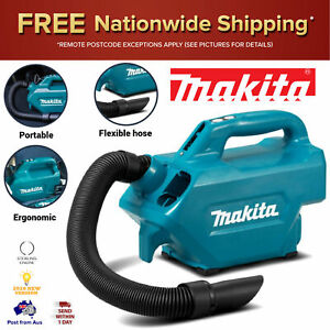 Makita 18V Cordless Vacuum Cleaner Blower Handheld Car Home Movable Suction