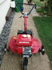 Honda Motorhacke FJ 500 gebraucht mit 2 Rädern. Sechskant Hacksatz ,80cm breit.