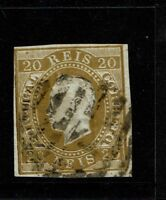 Portugal SC# 19, Used, some discoloration - S4814