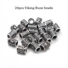 Das Beste Doppelloch Metall Perlen Silber Twist Wikinger Verbinder Spacer 31 Mm Schmuckherstellung Fk00506