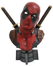 Diamond Marvel Deadpool 1/2 Scale Legendary Bust - Spider-Man, Wolverine, X-Men