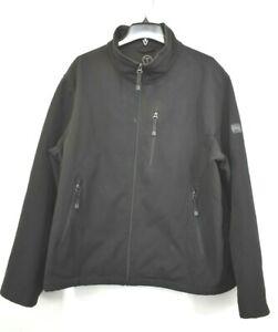 Tech By Tumi Mens Black Business Preferred Tech Mac Jacket Insulated Full Zip XL