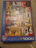 Eurographics 1000 piece jigsaw puzzle - 'Ballroom Dancing' Smart Cut Technology