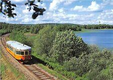 BG33353 ralsbuss sj 1242 train railway sweden