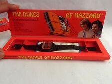 THE DUKES OF HAZZARD LCD QUARTZ  WATCH PLASTIC BAND UNISONIC NOT WORKING