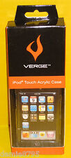 VERGE iPod Touch Clear Acrylic Protective Case - VTOUCHACRYL2 NEW