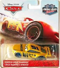 Disney Pixar Cars Dinoco Cruz Ramirez # 51 Fireball Beach Racers Series Mattel