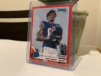 Riley Ridley 2019 Donruss Football Press Proof Red Rookie RC Chicago Bears