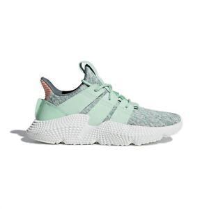 Adidas Originals Prophere W AQ1138 Women Mint Green Solar Red Fashion Shoes NIB
