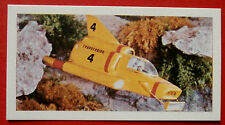 Barratt THUNDERBIRDS 2nd Series Card #35 - Gordon Tracy Explores the Depths