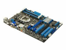 Pulled from workingOriginal ASUS P8Z77-V LX Intel Z77 Motherboard LGA 1155 DDR3