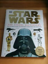 Star Wars The Visual Dictionary DK The Ultimate Guide To Characters & Creatures