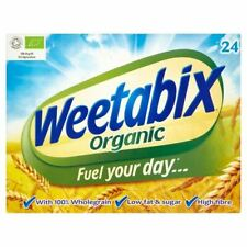 Weetabix Organic 24s 450g - (PACK OF 4)