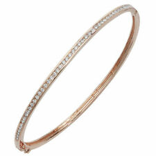 Silver Bangle Fine Gemstone Bracelets