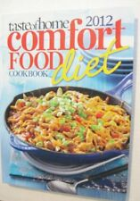 Taste of Home 2012 Comfort Food Diet Cookbook