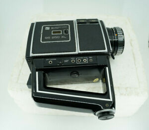 Vintage GAF SS 250 XL Super 8 Cine Film Movie Camera