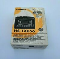 WALKMAN AIWA HS-TX656 - AM/FM  - Stereo Radio Cassette Player - Brand New!