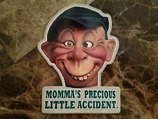 Jeff Dunham Ventriloquist Comedian Momma's Precious Little Accident Magnet
